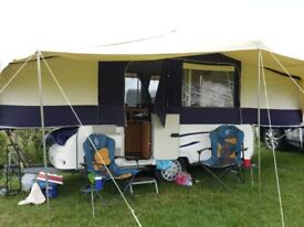For Sale Trigano Randger 575TC Folding Camper