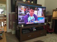 Large tv unit