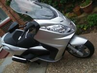 Peugeot Satelis 500 Premium Scooter 2009 model low miles