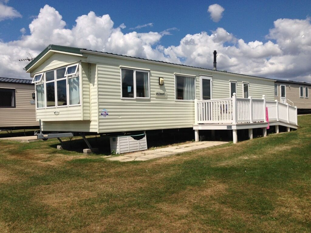 Model Static Caravan For Sale Littlesea Weymouth Dorset  3200000