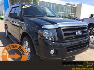 2010 Ford Expedition Max Limited| Sun| DVD| H/C Leath| RV Cam| R
