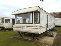 Trade static caravan for sale-MUST BE AN OFF SITE SALE-CANNOT STAY ON PARK-TRANSPORT CAN BE ARRANGED