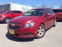 2012 Chevrolet Cruze LT TURBO ALLOYS XM RADIO