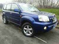NISSAN X-TRAIL 2.2 DCI SVE 136 2003*HUGE SPEC*FULL LEATHER*SUPERB CONDITION*#4X4#