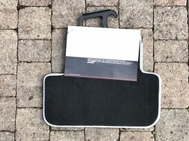 Genuine Unused Audi A4 Front & Rear Mats