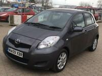 Toyota Yaris 1.33 TR Hatchback 5dr Petrol AUTOMATIC (119 g/km, 99 bhp) LOVELY CONDITION
