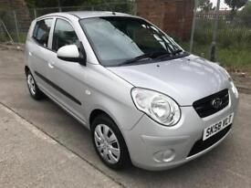 Stunning 2008 58 Kia Picanto 2 1.1 5Dr **2 Owners+Only 56k+Full History+1 Years Mot**