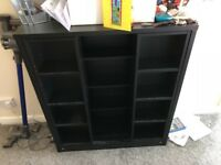 METRO STORAGE SHELF 140.9CM Colour / Size: BLACK ONE SIZE Quantity: 1