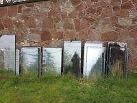 GLASS DOUBLE GLAZED UNITS
