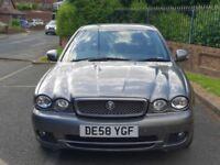 Jaguar X-Type 2.2 Diesel SE Saloon 4D 2198cc Auto