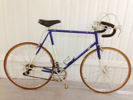 Pristine Union 10 speed Lightweight Road bike Beautiful Condition service d