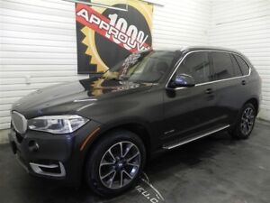 2014 BMW X5 35i AWD, Navigation, 7 Places
