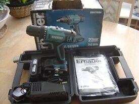 Arbauer 18volt battery drill driver