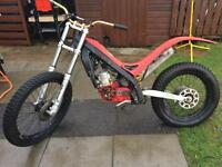 250 gas gas trials bike