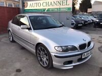 BMW 3 Series 2.5 325i Sport 4dr£2,185 p/x welcome NEW MOT, FINANCE AVAILABLE