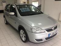 2006 Vauxhall Corsa 1.2 Automatic low mileage