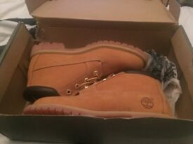 Women's Timbaland boots
