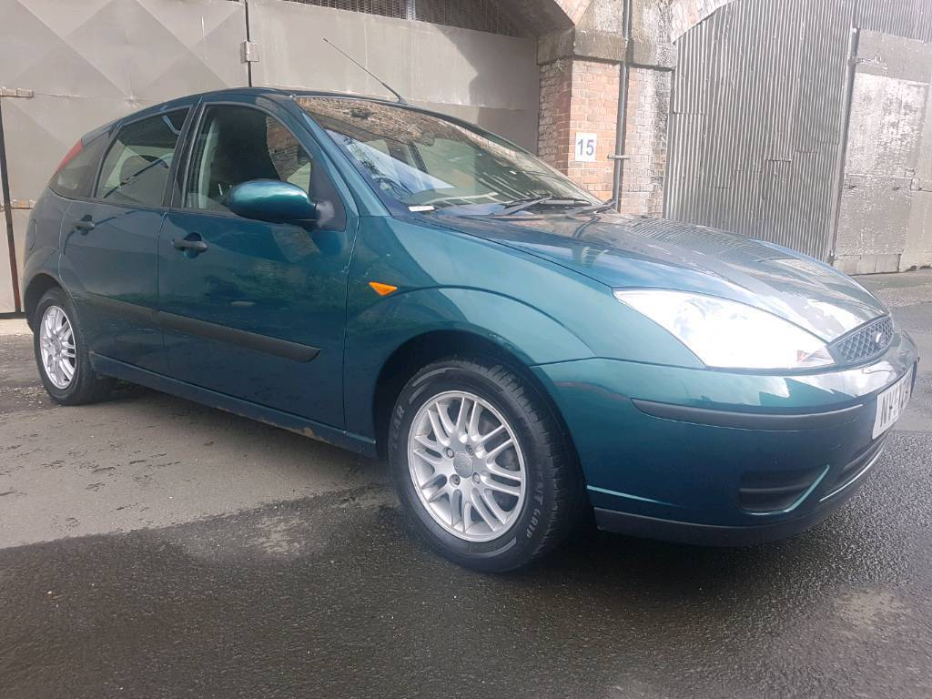 FORD FOCUS 1.6 LX 12 MONTHS