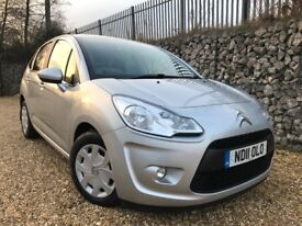 Citroen C3 1.6 HDi Airdream 16v + 5dr £0 DEPOSIT FINANCE AVAILABLE