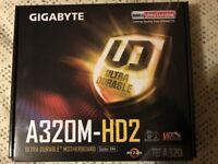 Gigabyte A320M-HD2 Motherboard