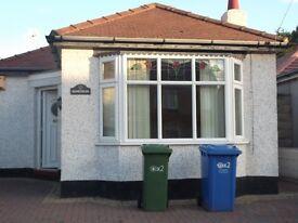 Small 2 bedroom detached bungalow to rent in Larkmount Road, Rhyl
