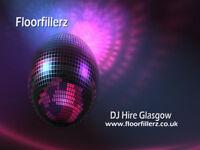 Floorfillerz-Glasgow DJ Hire. Professional DJ Hire within Glasgow and the West of Scotland