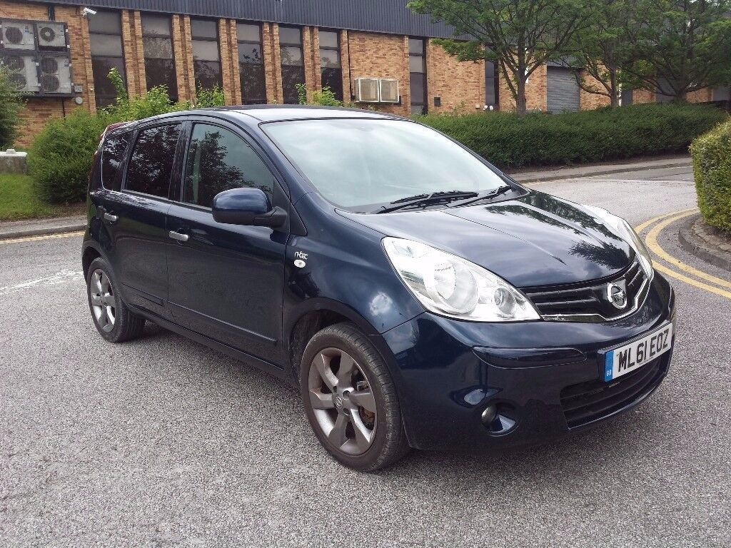 Nissan Note 2011 year like new