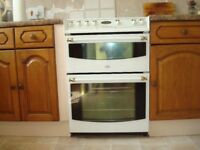 Belling electric cooker.
