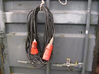 HEAVY DUTY EXTENSION CABLES FOR SALE ………Posting for 5 + years