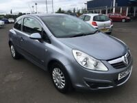 (57) Vauxhall CORSA 1.2 Automatic , mot - February 2019 , only 53,000 miles , 2 owners ,fiesta,clio