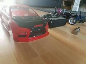 Nitro car