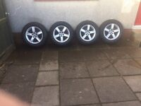 Audi wheels and tyres