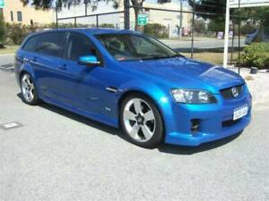 2008 Holden Commodore VE SSV V8 Wagon Malaga Swan Area Preview