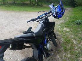 YAMAHA WR 125X Awesome bike