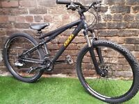 "Adults GT CHUCKER 2 Jumpe Bike, 16"" Alu Frame, 16 Spd, Disc, Bike VGC! SERVICED"