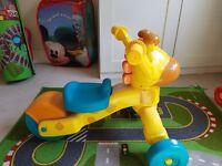 Giraffe bike