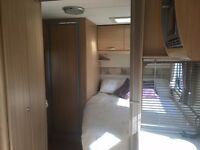 Abbey Vogue 495 Fixed bed 4 berth 2007 with All extras Ready to pitch up