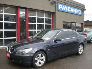 2006 BMW 530 I |6 MONTH ENGINE AND TRANS WARRANTY FREE!!