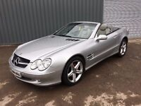 2003 MERCEDES SL 350 AMG STUNNING EXAMPLE not audi bmw s class m sport s3 s5 sls