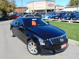 2013 Cadillac ATS 45KM!!! DIRECTLY FROM GM CANADA!!!
