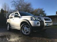 Land Rover Freelander 4x4 Low Mileage Long Mot Full Service History Timing Belt And Pump Done Towbar