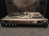 Philips Vinyl/Cassette/Radio Player