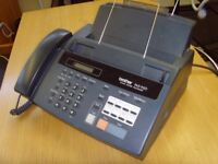 BROTHER plain paper fax machines x 2 ( FAX 920 )