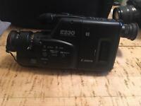 Canon E230 Camcorder