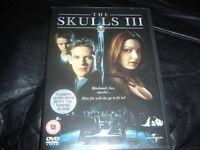 The Skulls 3 DVD