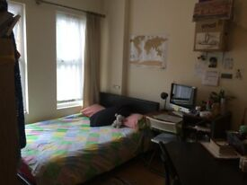 Bright double room to sublet for 7 weeks