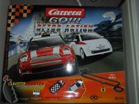 Carrera Scalextric New in box, never used