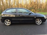 2003 Seat Ibiza 1.2 Manual 3Doors With 12 Month MOT PX Welcome