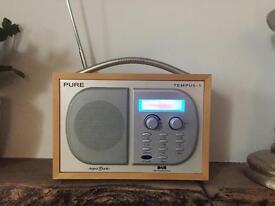PURE Tempus 1 DAB Radio