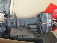 Evinrude 25hp outboard motor
